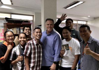 2016 World Vision staff in Jakarta, Indonesia